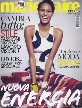 Marie Claire ITA 2014-2-1 Cover