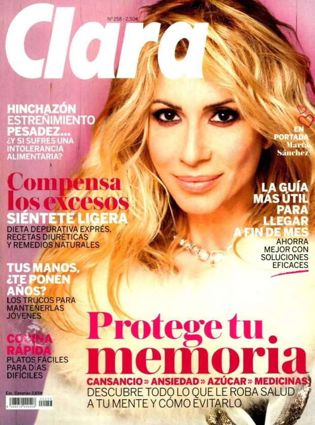 Clara SPA 2014-2-1 Cover