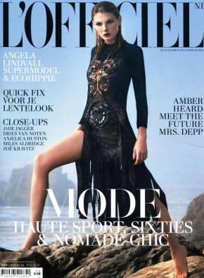 L'Officiel NDL 2014-3-1 Cover