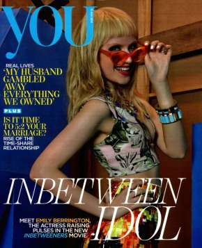 You Magazine UK 2014-7-13 Cover
